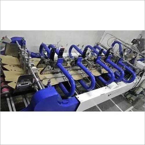 Auto Lock Bottom Pasting Machine