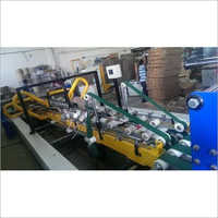 Corrugated Box Pasting Machine