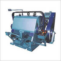 Industrial Die Punching Machine