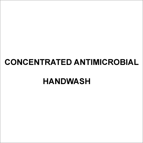 Concentrated Antimicrobial Handwash