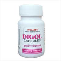 Ayurvedic Digestive Medicine Digol Capule for Gas Acidity & Indigestion