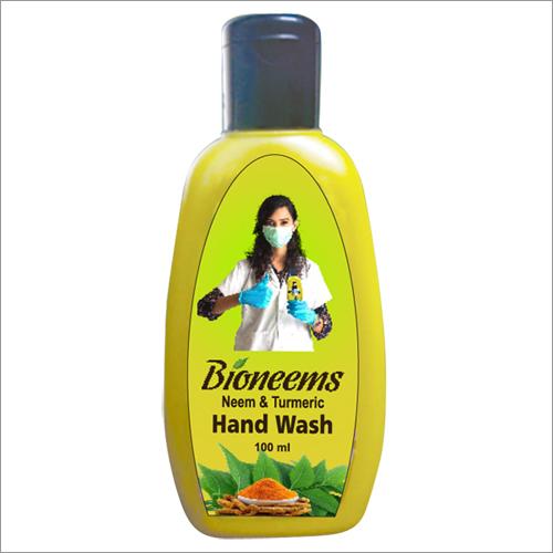 Liquid Herbal Hand Wash