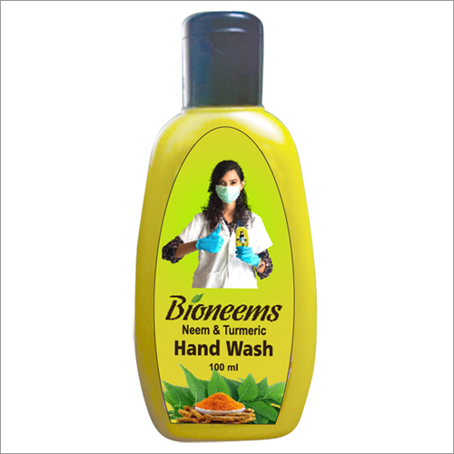 Liquid Herbal Hand Wash