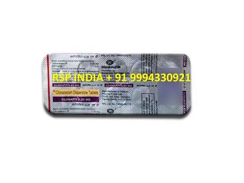 Clonafit 0.25 Md Tablets