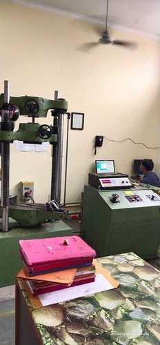 Steel Plate Testing as per IS 2062