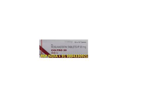 Coltro 20 Mg Tablets