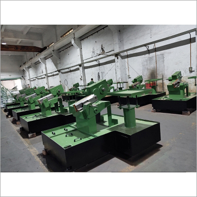 Clamping Machine Base