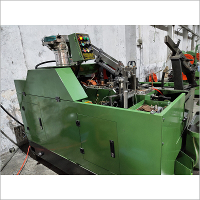 Debugging Clamping Machine