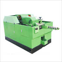 Semi Closure 1-Die 2- Blow Cold Heading Machine
