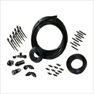 Drip Irrigation Pipes & Fittings