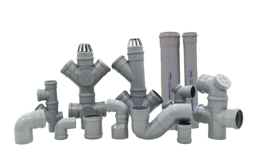 uPVC Piping System