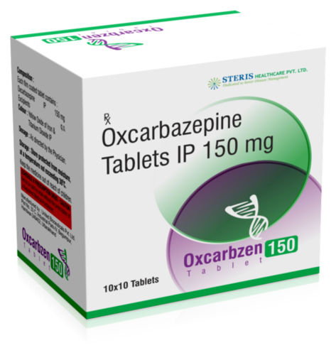 Oxcarbazepine 150