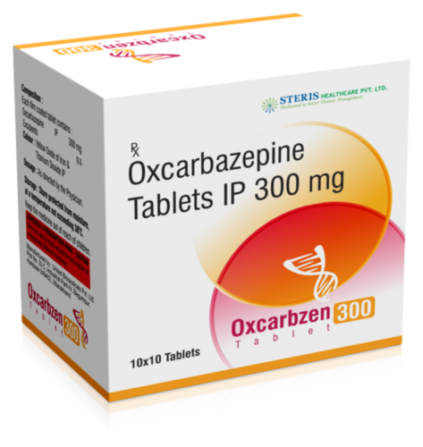 Oxcarbazepine 300