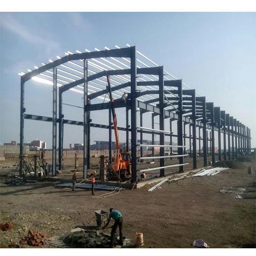 Industrial PEB Structure