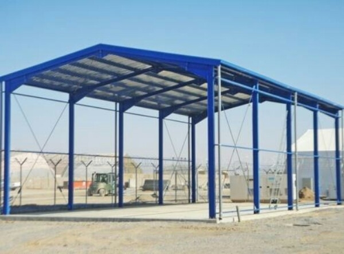 PEB shed Fabrication service