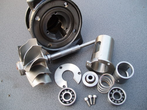 Turbo Bearing