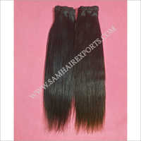 Straight Weft Hair Extension