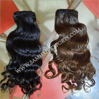 Indian Black And Brown Hair Extension