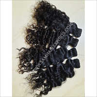 Raw Curly Indian Hair Extension