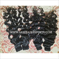 Natural Curly Indian Hair Extension