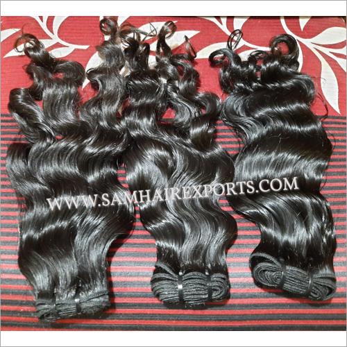 Virgin Weft Hair Extension