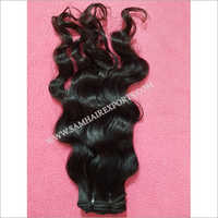 Natural Wavy Weft Hair Extension