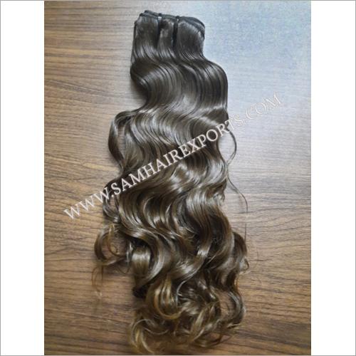 Black Loose Wavy Hair Extension