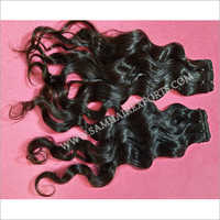 True Black Hair Extension