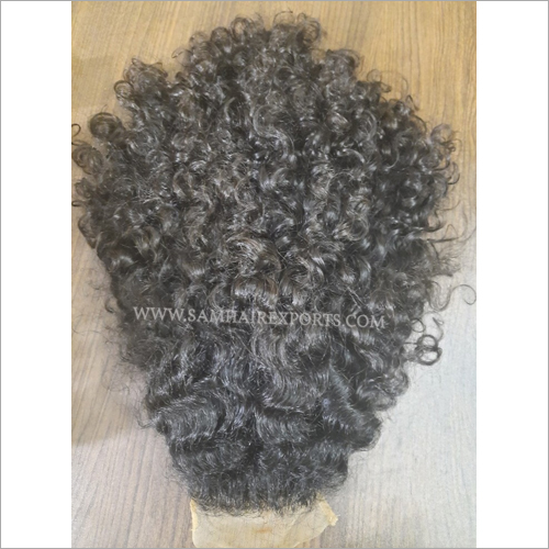 Lace Closure Transparent Wigs