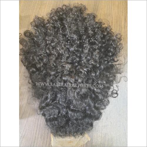 Lace Closure Transparent Wigs