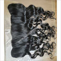 Wavy Transparent Frontal Hair