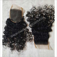Transparent Swiss Lace Closure