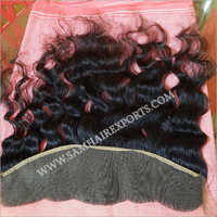 Swiss Wavy Frontal Hair
