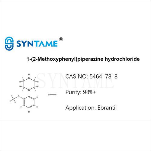 1-(2-Methoxyphenyl) Piperazine Hydrochloride
