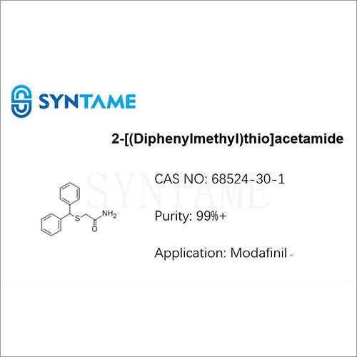 2[(Diphenylmethyl)thio]acetamide