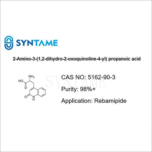 2-Amino-3-(1 - 2-dihydro-2-oxoquinoline-4-yl) Propanoic Acid