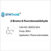 2-Bromo-6-fluorobenzaldehyde