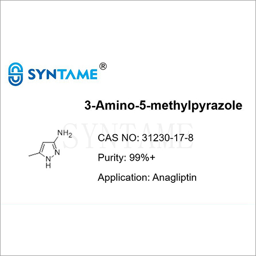 3-Amino-5-methylpyrazole
