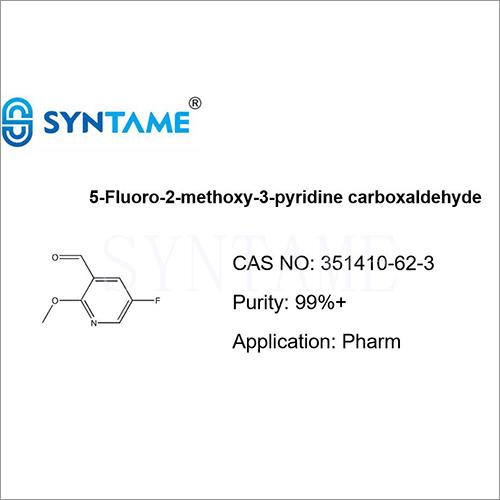 5-Fluoro-2-methoxy-3-pyridine Carboxaldehyde