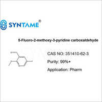 5-Fluoro-2-methoxy-3-pyridine Carboxaldehyde
