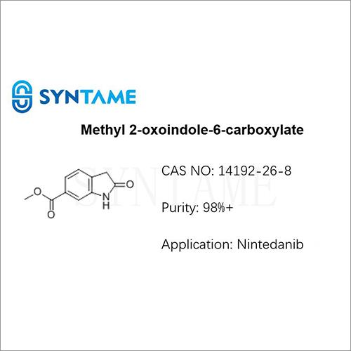 Methyl 2-oxoindole-6-carboxylate