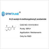 N-(3-acetyl-4-methoxyphenyl) acetamide