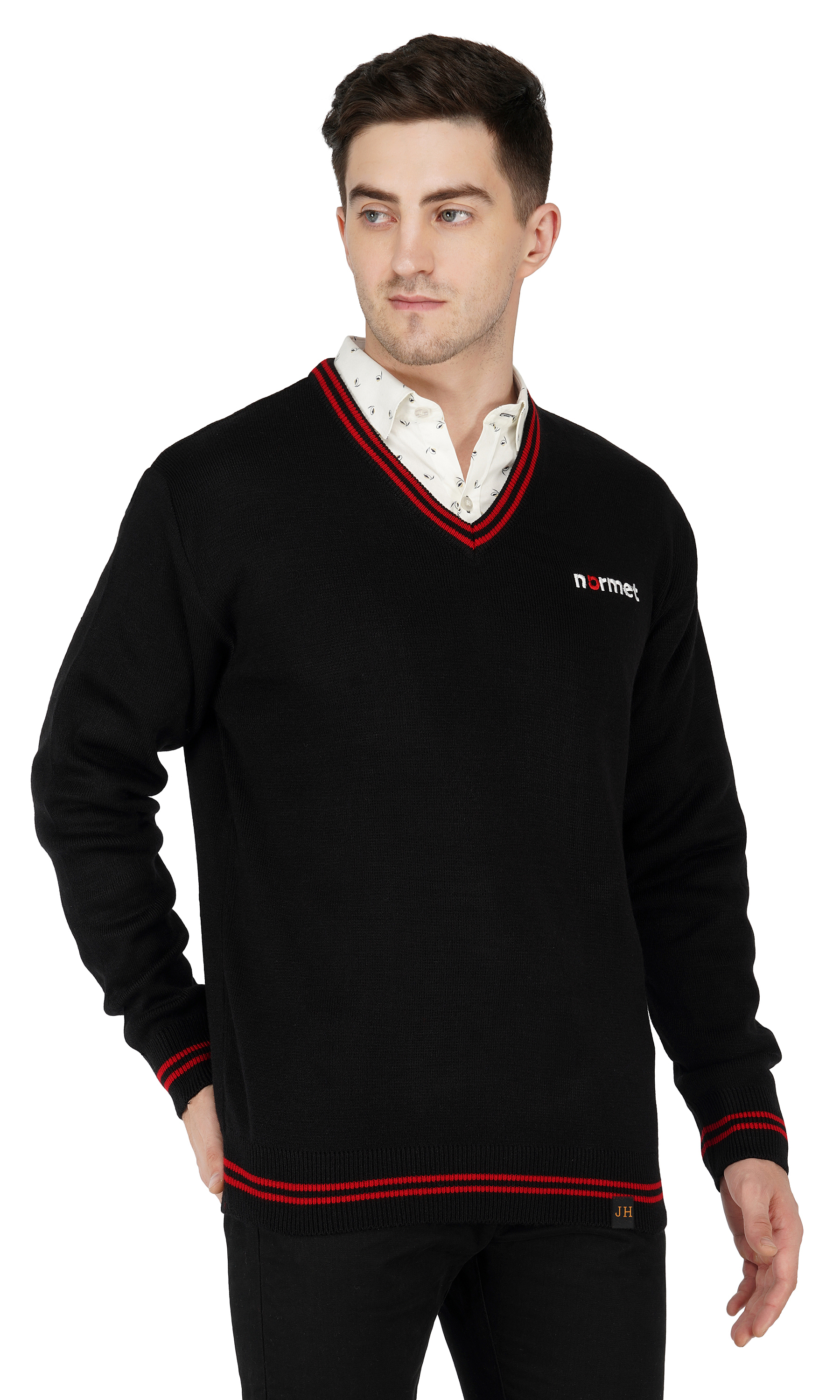 Navy Blue Staff Uniform Sweater