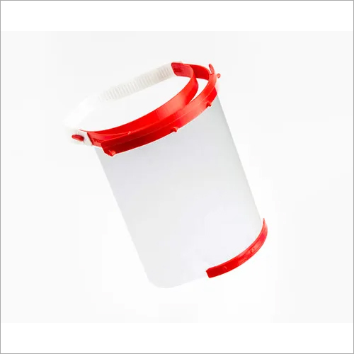 Protective Face Shield - Polycarbonate