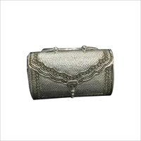 925 Silver Article Clutch