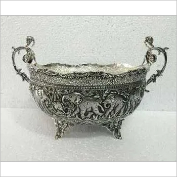 925 Silver Article Fruit Bowl