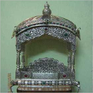 925 Silver Article Temple