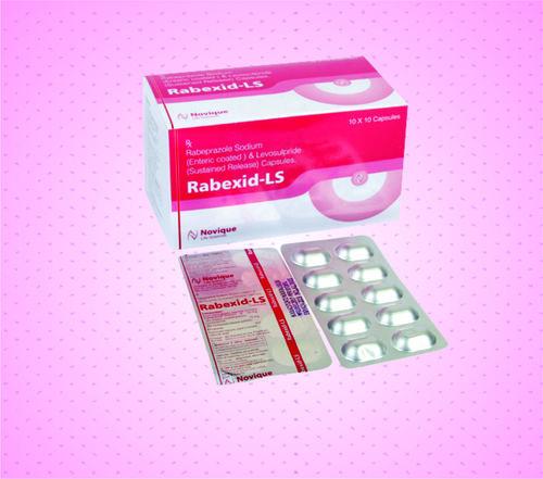 Rabeprazole Sodium 20mg+levosulpiride75mg