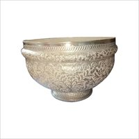 Silver Chicago Bowl
