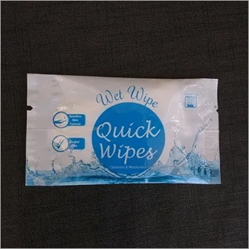 Wet Cleansing Wipe